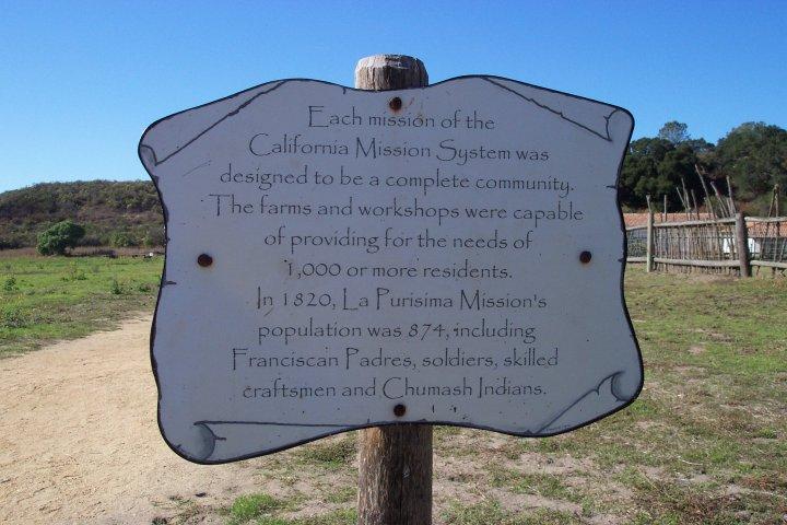 bell tower La Purisima Mission