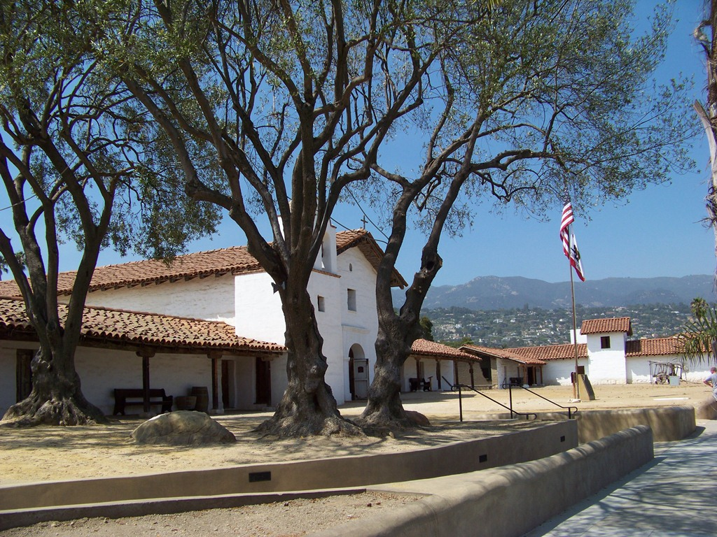 The Presidio of Santa Barbara
