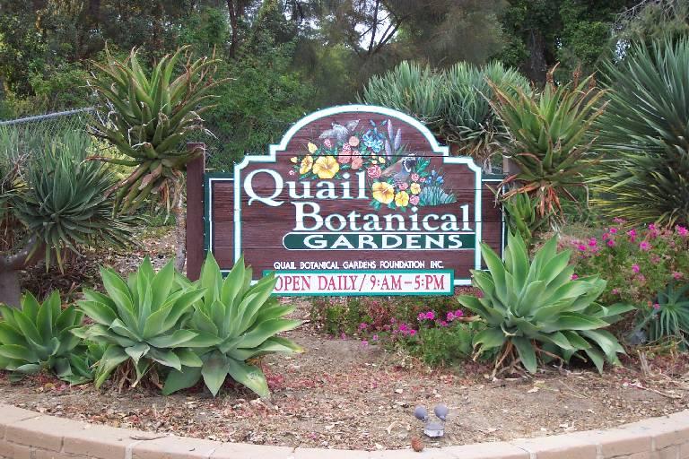Image result for Quail Gardens
