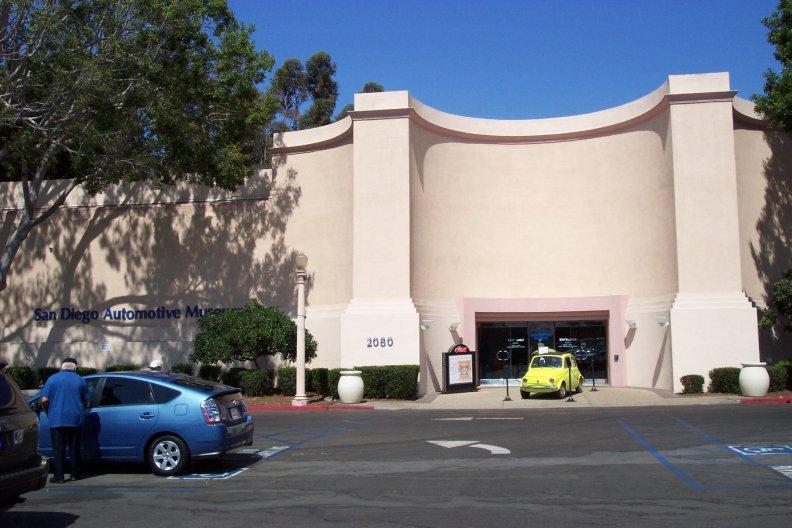 San Diego Automotive Museum Letsgoseeit Com